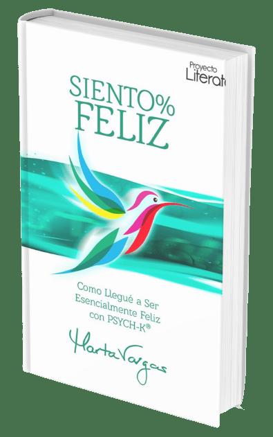 Siento % Feliz Martha Vargas portada